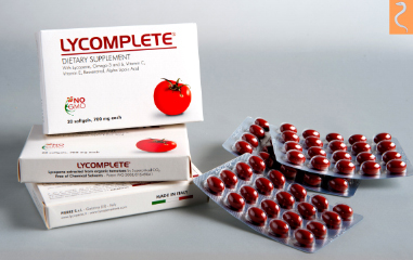 "LYCOMPLETE is the only natural dietary supplement ""with organic lycopene"" for the inhibition of LDL cholesterol oxidation, a leading cause of atherosclerosis, heart attacks, strokes and other cardiovascular disease. LYCOMPLET can reduce also hypertension (blood pressure)."