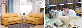 Italian furniture manufacturing company offer VIP LEATHER FURNITURE to the worldwide distributors