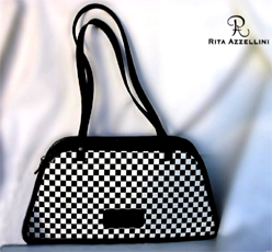 Our Chess collection was designed for the most exigent women of the world, Rita Azzellini handbags industry uses only leather to the internal and external of each luxury handbag, finished by hand as the Italian fashion tradition. Italian luxury handbags manufacturing suppliers for exclusive Boutiques and Italian fashion handbags and accessories Distributors. Italian leather fashion handbags to the USA, Canada, Europe, Dubai, Saudi Arabia and Asia market