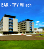 "TPV VILLACH TECHNOLOGY PARK since September 2001, tpv has been a big success. Business is booming at the centre in Villach, in the St. Magdalen region, which is home to over 70 different companies. The great strength of the Villach Technology Park lies in the interaction between business, research (Carinthian Tech Research, Micronas) and training (Carinthia University of Applied Sciences and ""Silicon Wifi""). The Microelectronic Cluster, a well-known network for cooperation between microelectronics and electronics businesses and research centres, has also established itself at the tpv"